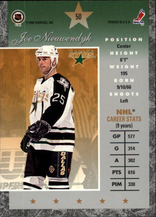 1995-96-Donruss-Elite-Hockey-Cards-Pick-From-List thumbnail 101