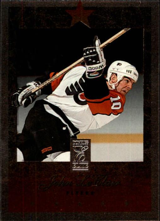 1995-96 Donruss Elite #56 John LeClair