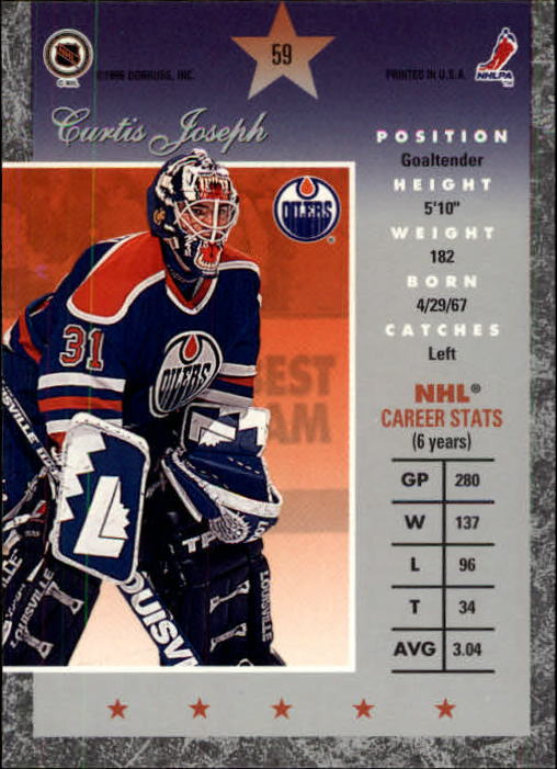 1995-96-Donruss-Elite-Hockey-Cards-Pick-From-List thumbnail 119