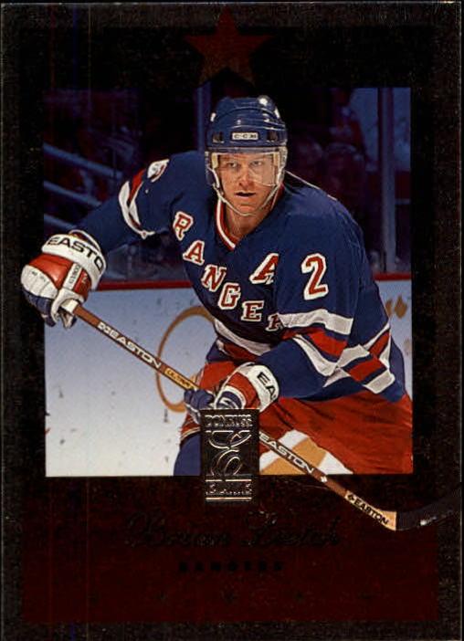 1995-96 Donruss Elite #98 Brian Leetch
