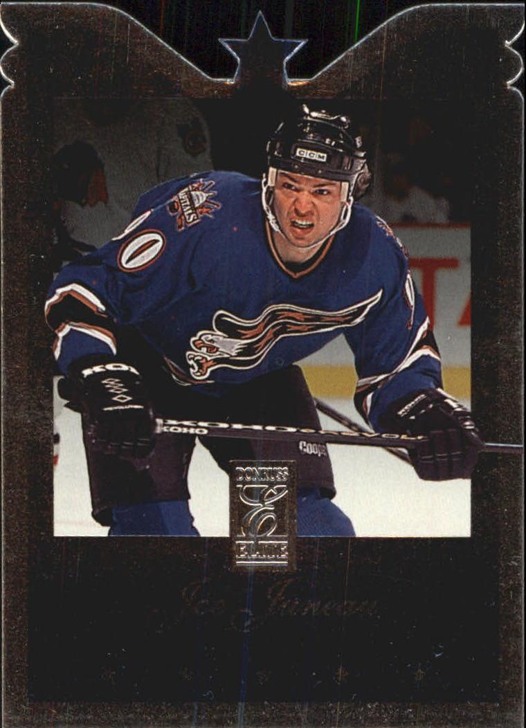 1995-96 Donruss Elite Die Cuts #104 Joe Juneau