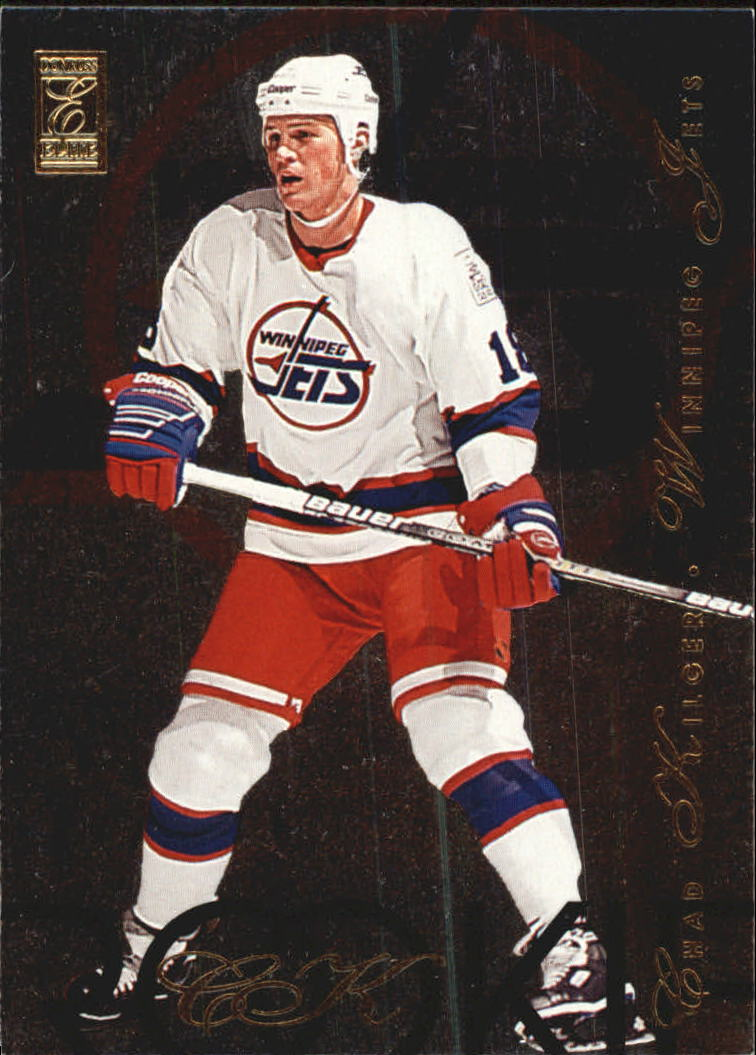 1995-96 Donruss Elite Rookies #9 Chad Kilger
