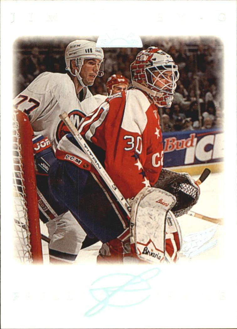 1995-96 Leaf Freeze Frame #1 Jim Carey