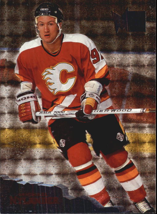 1995-96 Metal #22 Michael Nylander