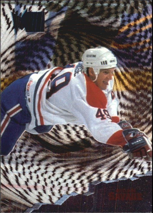 1995-96 Metal #79 Brian Savage
