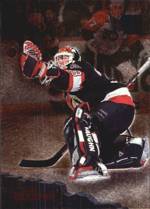 1995-96 Metal #103 Don Beaupre