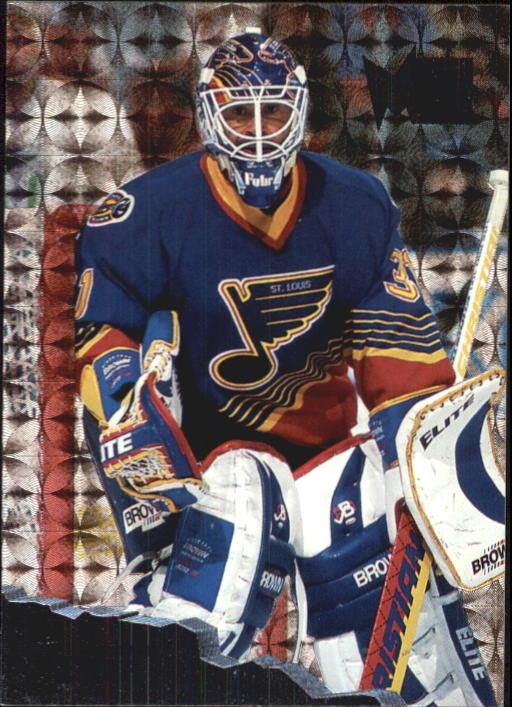 1995-96 Metal #123 Grant Fuhr
