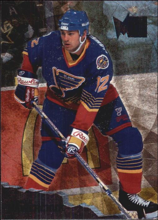 1995-96 Metal #124 Dale Hawerchuk
