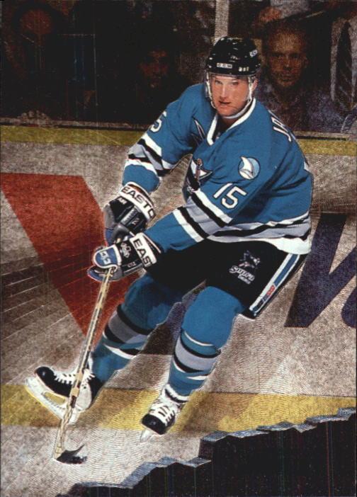1995-96 Metal #131 Craig Janney