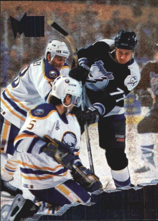 1995-96 Metal #136 Chris Gratton