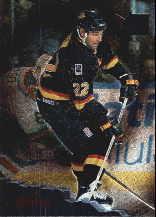 1995-96 Metal #148 Jeff Brown