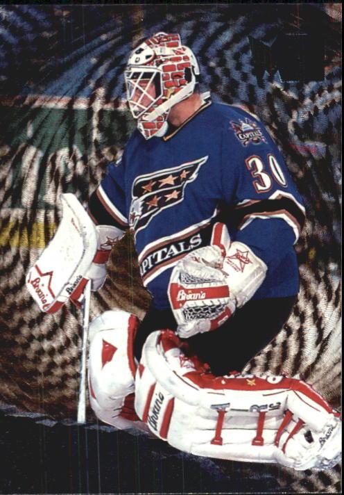 1995-96 Metal #157 Jim Carey