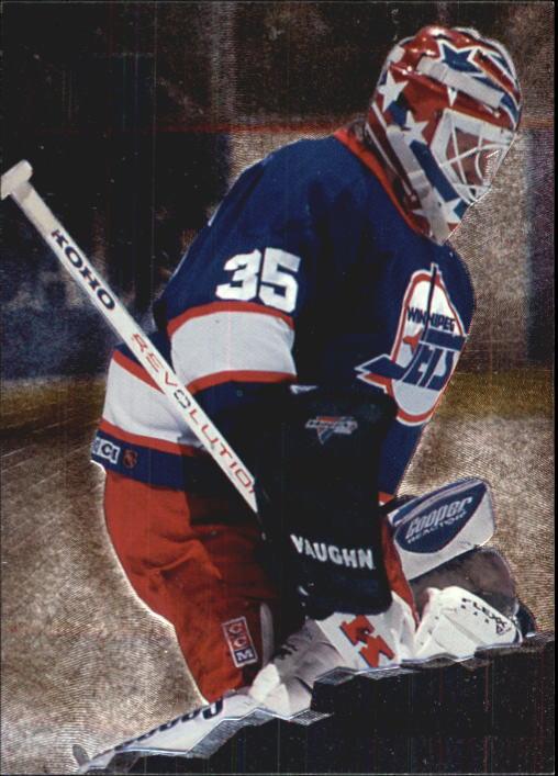 1995-96 Metal #162 Nikolai Khabibulin
