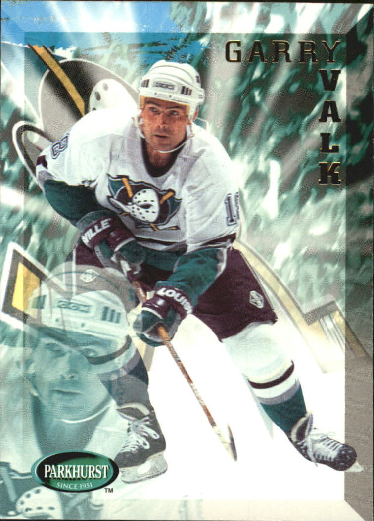 1995-96 Parkhurst International #5 Garry Valk
