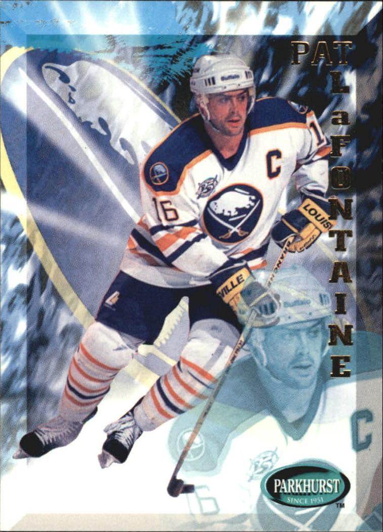 1995-96 Parkhurst International #20 Pat LaFontaine