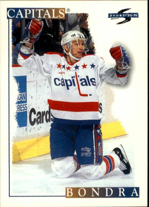1995-96 Score #53 Peter Bondra