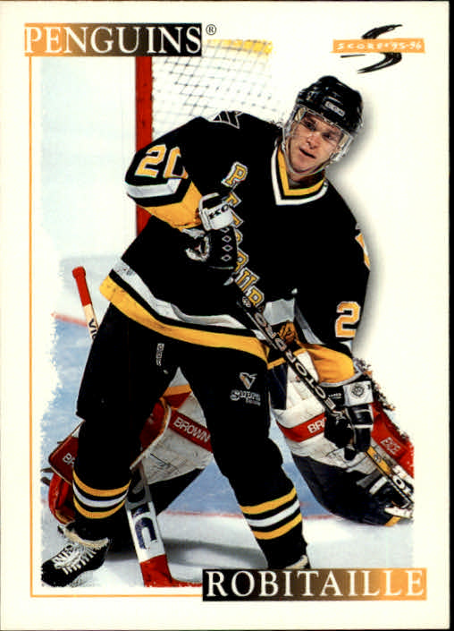 1995-96 Score #54 Luc Robitaille