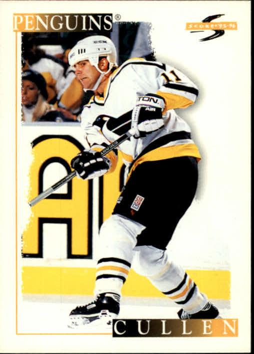 1995-96 Score #105 John Cullen
