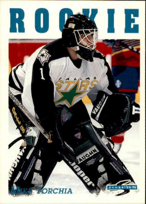 1995-96 Score #311 Mike Torchia RC