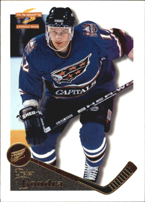 1995-96 Summit #63 Peter Bondra