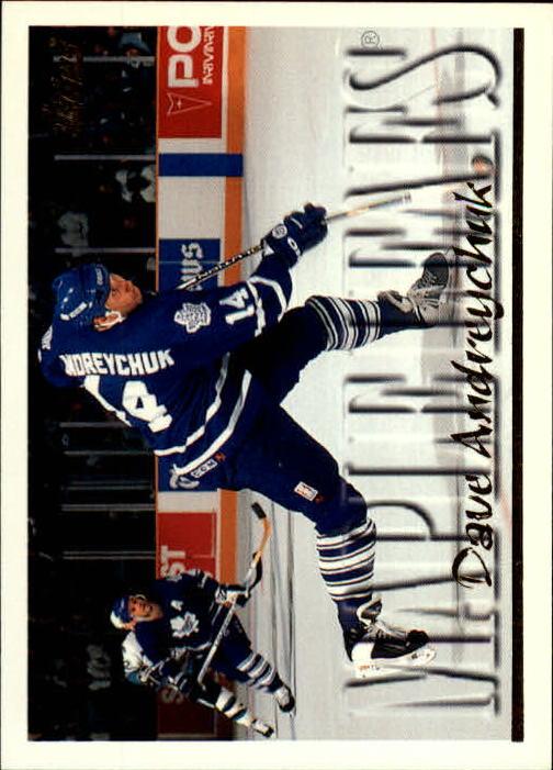 1995-96 Topps #175 Dave Andreychuk