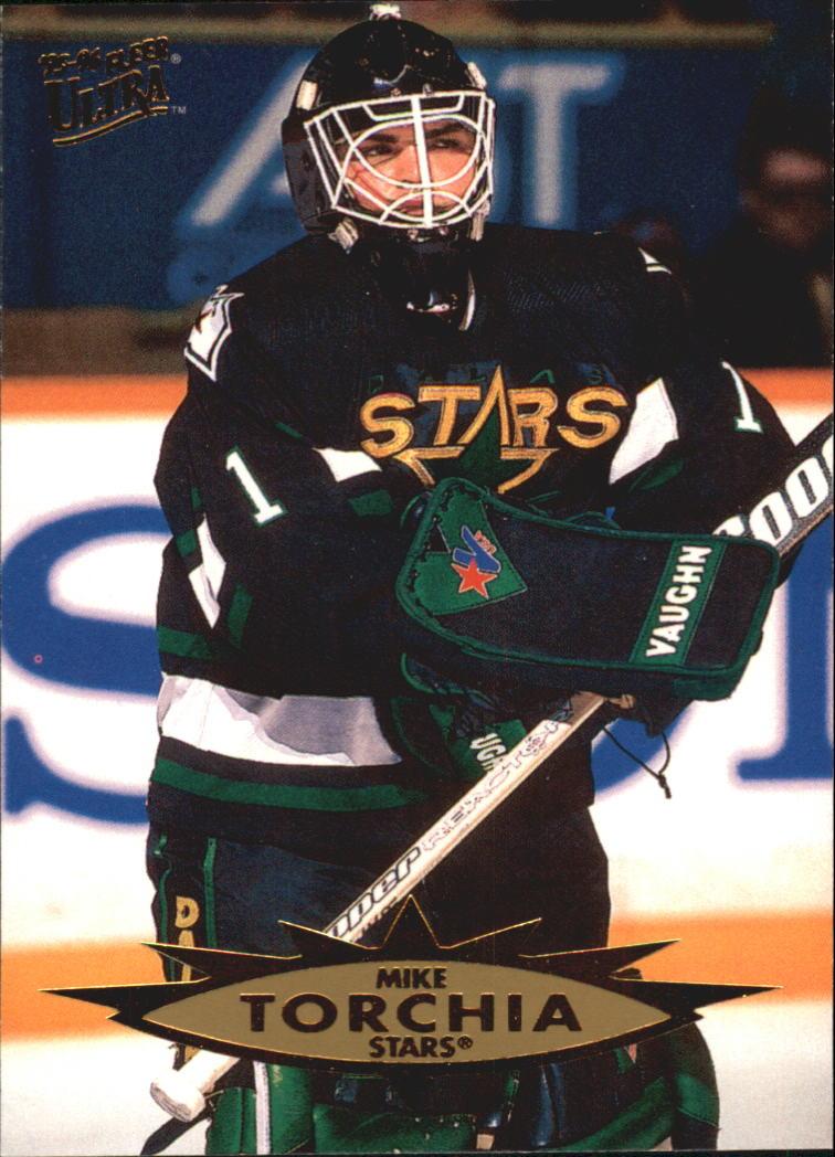 1995-96 Ultra #43 Mike Torchia RC