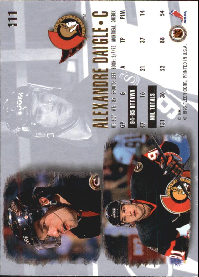 1995-96-Ultra-Hockey-Your-Choice-GOTBASEBALLCARDS thumbnail 14
