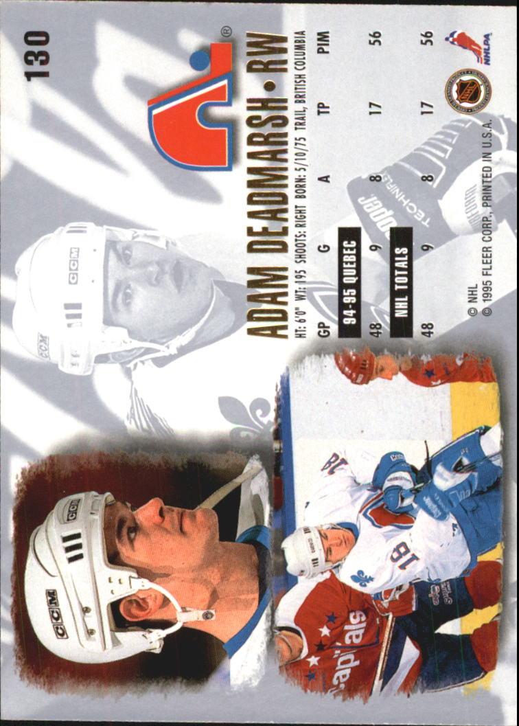 1995-96-Ultra-Hockey-Your-Choice-GOTBASEBALLCARDS thumbnail 16