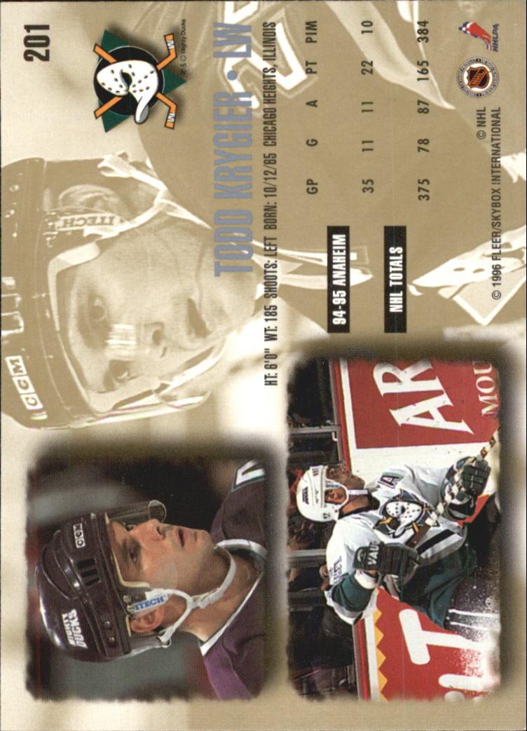 1995-96-Ultra-Hockey-Your-Choice-GOTBASEBALLCARDS thumbnail 26
