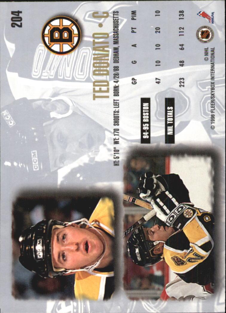 1995-96-Ultra-Hockey-Your-Choice-GOTBASEBALLCARDS thumbnail 30