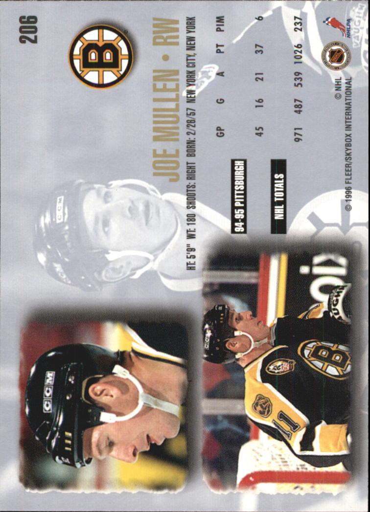 1995-96-Ultra-Hockey-Your-Choice-GOTBASEBALLCARDS thumbnail 34