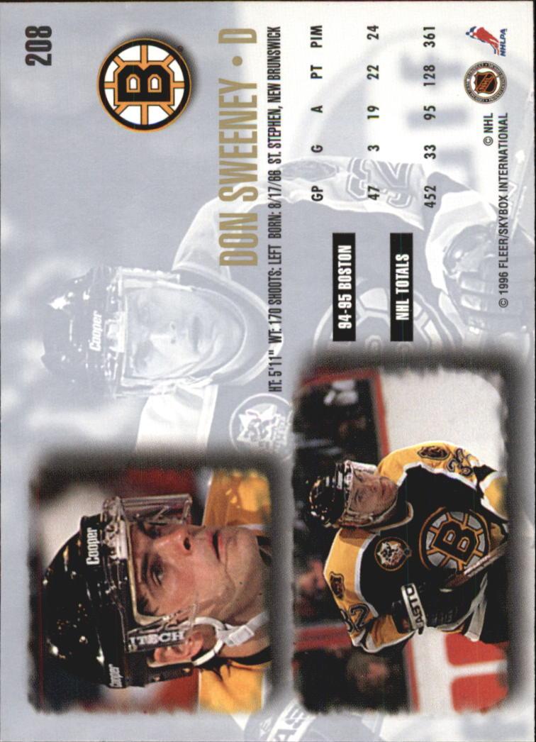 1995-96-Ultra-Hockey-Your-Choice-GOTBASEBALLCARDS thumbnail 38