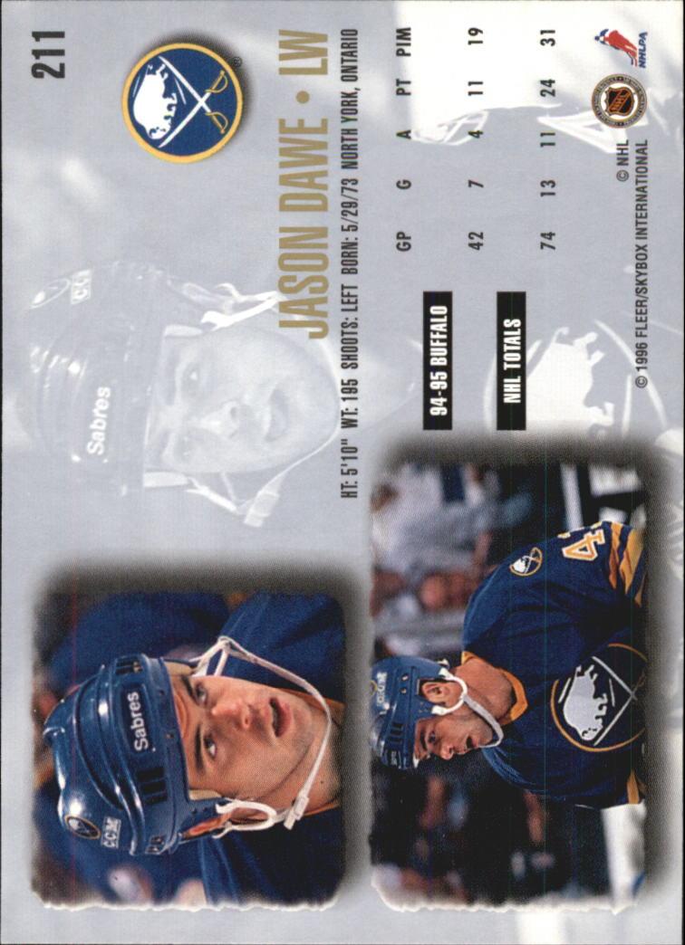1995-96-Ultra-Hockey-Your-Choice-GOTBASEBALLCARDS thumbnail 44
