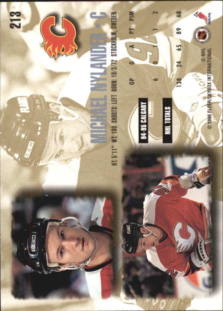 1995-96-Ultra-Hockey-Your-Choice-GOTBASEBALLCARDS thumbnail 48