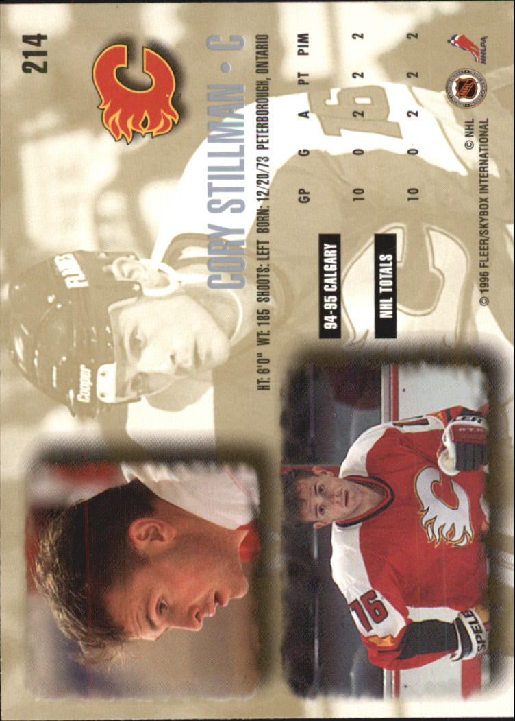 1995-96-Ultra-Hockey-Your-Choice-GOTBASEBALLCARDS thumbnail 50