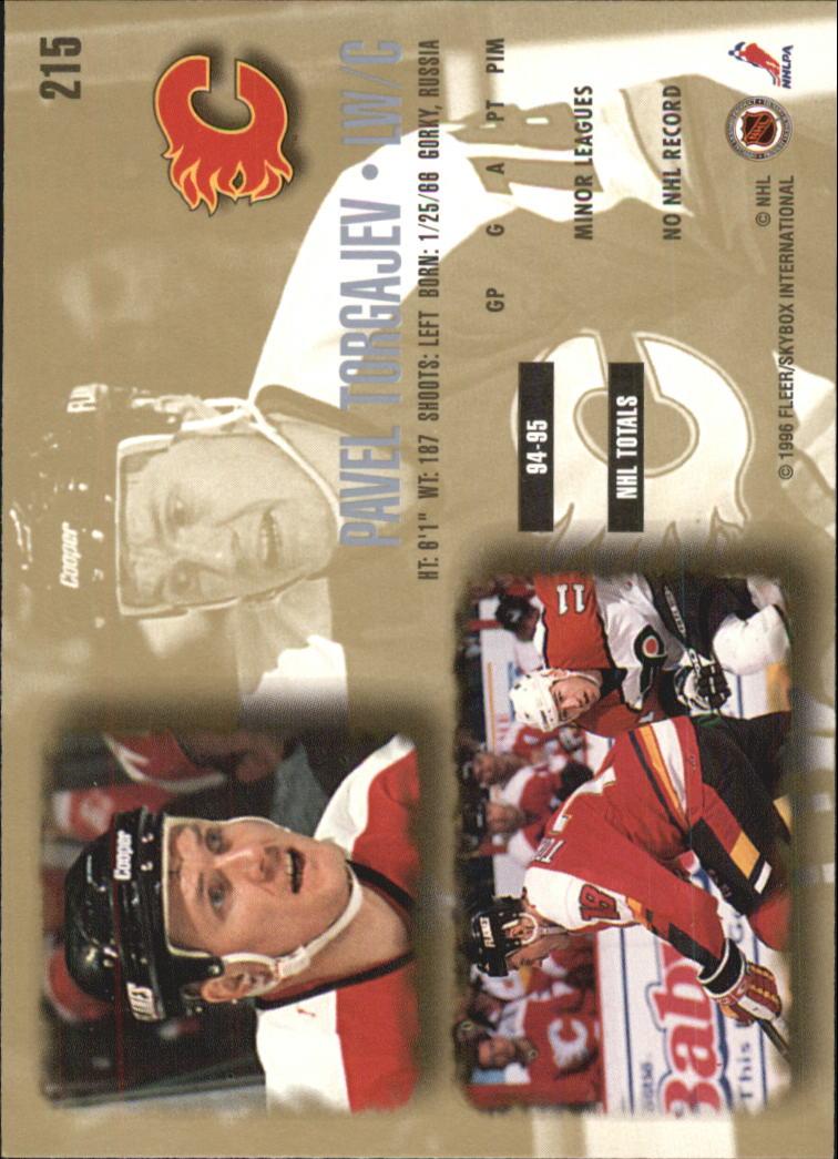 1995-96-Ultra-Hockey-Your-Choice-GOTBASEBALLCARDS thumbnail 52