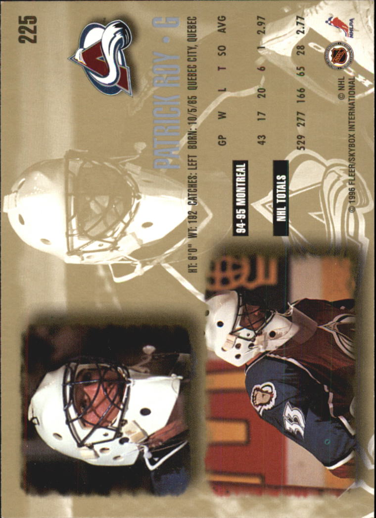 1995-96-Ultra-Hockey-Your-Choice-GOTBASEBALLCARDS thumbnail 72