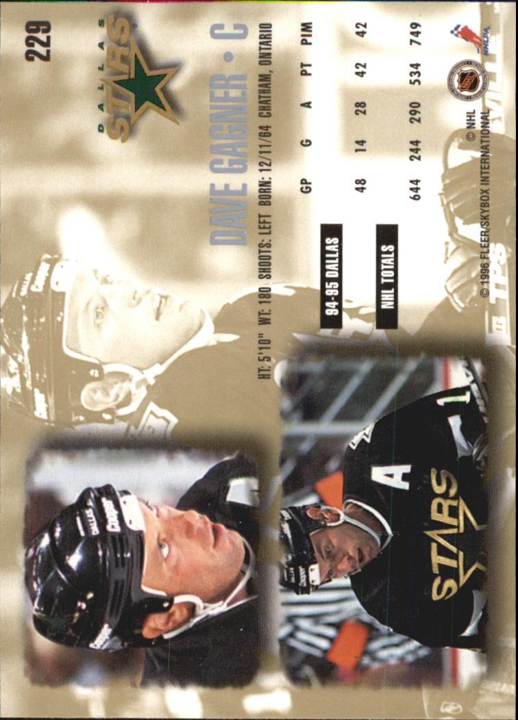 1995-96-Ultra-Hockey-Your-Choice-GOTBASEBALLCARDS thumbnail 80