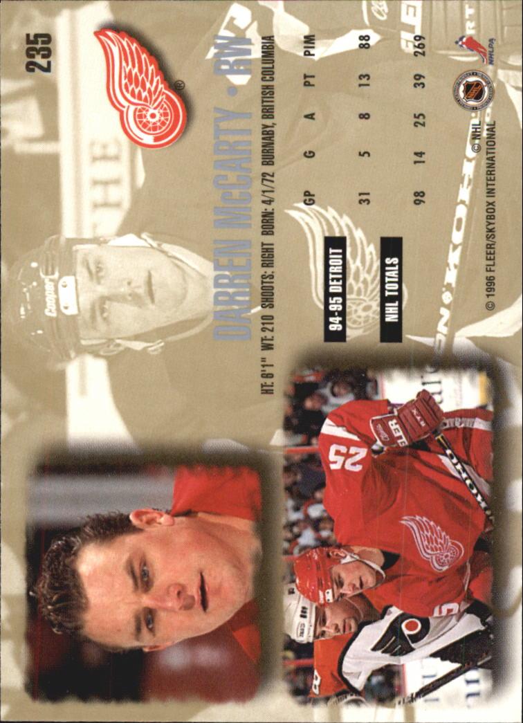 1995-96-Ultra-Hockey-Your-Choice-GOTBASEBALLCARDS thumbnail 90