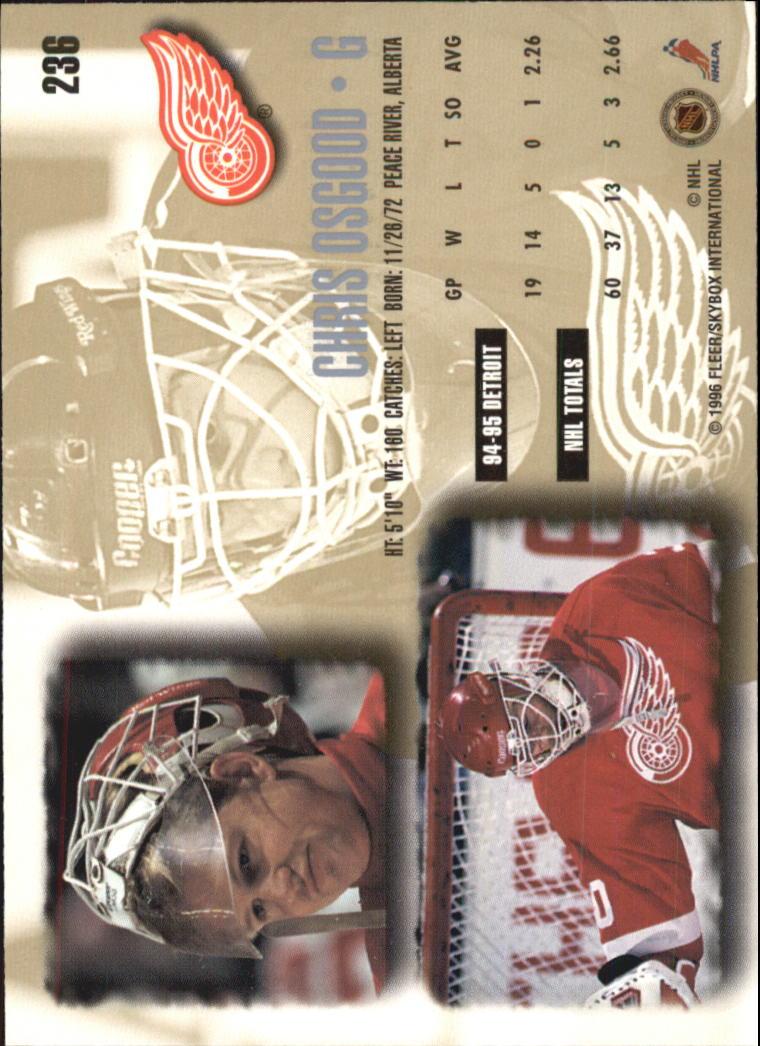 1995-96-Ultra-Hockey-Your-Choice-GOTBASEBALLCARDS thumbnail 92
