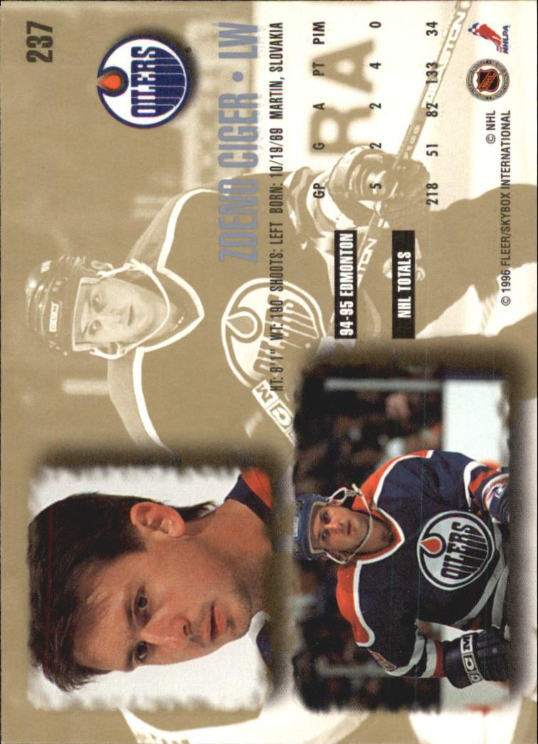 1995-96-Ultra-Hockey-Your-Choice-GOTBASEBALLCARDS thumbnail 94
