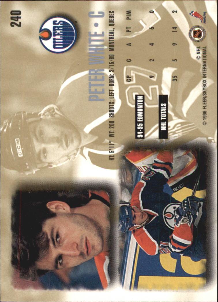 1995-96-Ultra-Hockey-Your-Choice-GOTBASEBALLCARDS thumbnail 100