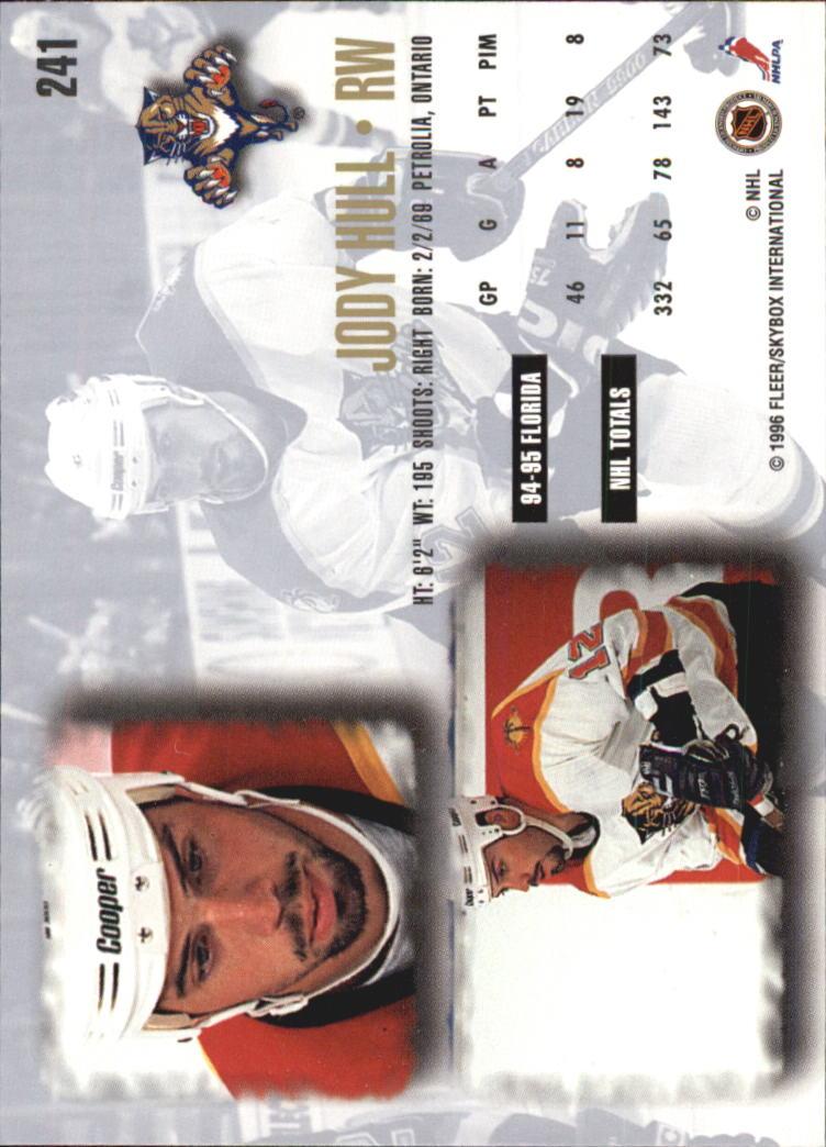 1995-96-Ultra-Hockey-Your-Choice-GOTBASEBALLCARDS thumbnail 102