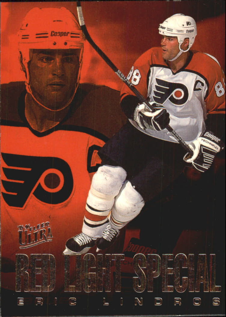 1995-96 Ultra Red Light Specials #6 Eric Lindros