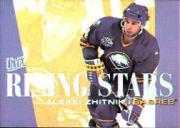 1995-96 Ultra Rising Stars #10 Alexei Zhitnik