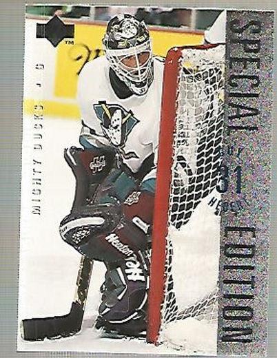 1995-96 Upper Deck Special Edition #SE3 Guy Hebert