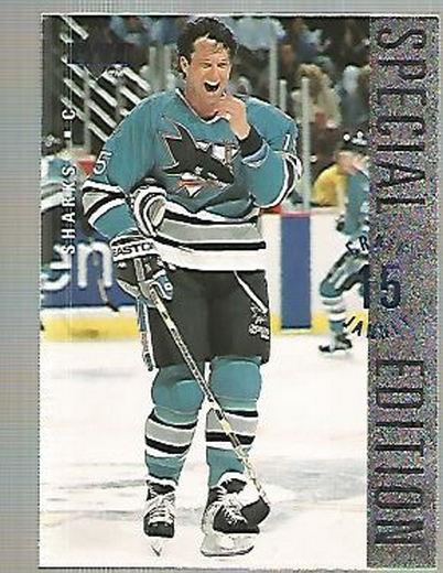 1995-96 Upper Deck Special Edition #SE73 Craig Janney