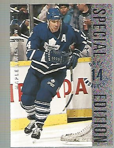 1995-96 Upper Deck Special Edition #SE79 Dave Andreychuk