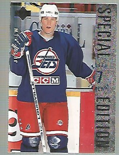 1995-96 Upper Deck Special Edition #SE88 Keith Tkachuk