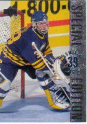 1995-96 Upper Deck Special Edition #SE98 Dominik Hasek